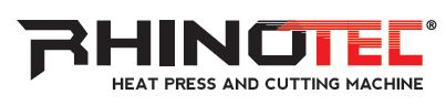 RHINOTEC   HEAT PRESS   CUTTING PLOTTER MACHINE