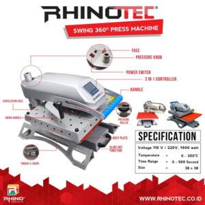 Alat sablon mesin press rhinotec (1)