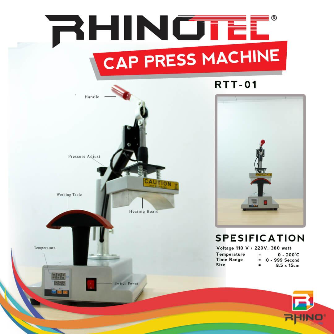 Alat sablon mesin press rhinotec (8)