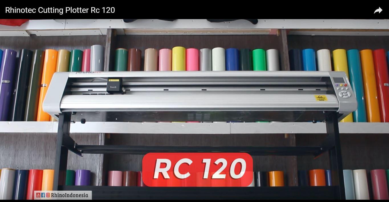 RHINOTEC CUTTING PLOTTER RC120