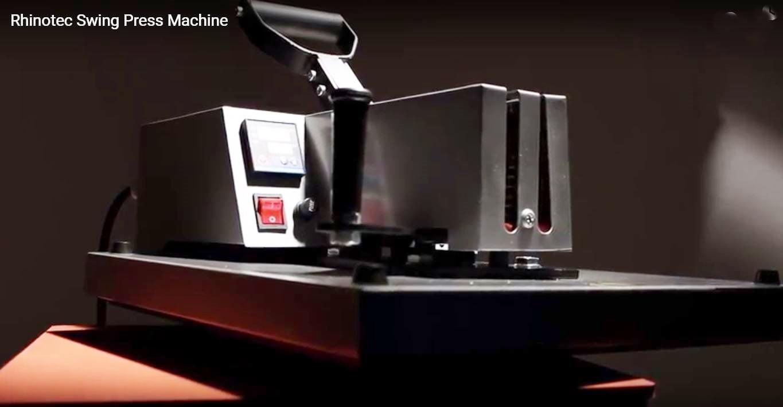 RHINOTEC SWING PRESS MACHINE