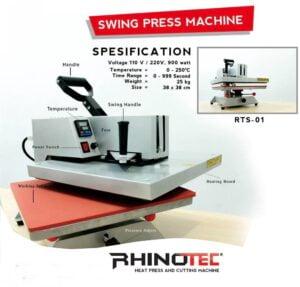 Harga Mesin Press Swing Terbaru RTS 01