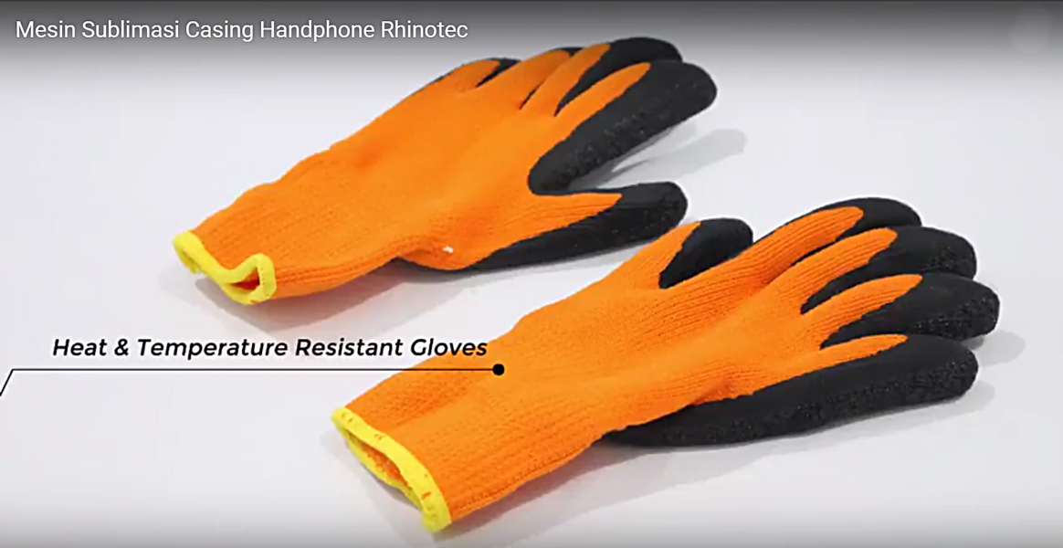 sarung tangan anti panas rhinotec