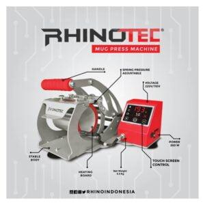 HEAT PRESS MACHINE FOR MUG ( RTT-03 )