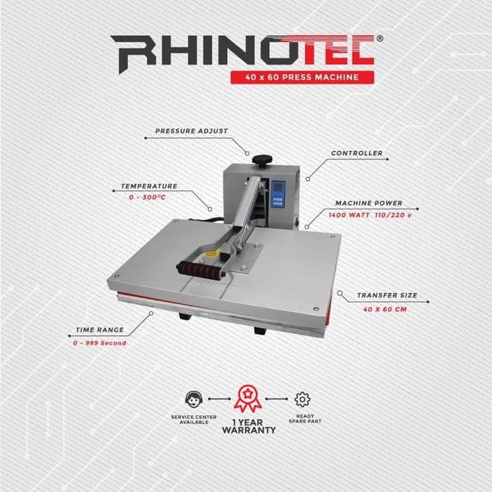 MESIN RTP-03 RHINOTEC