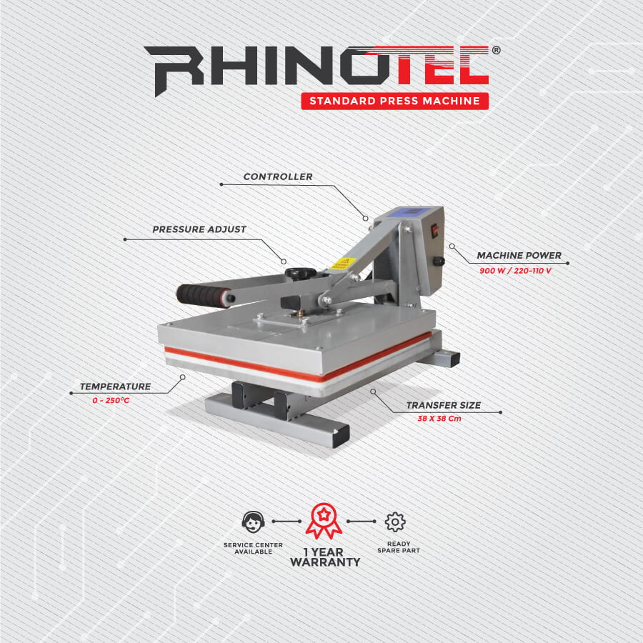 Mesin Press High Pressure Rhinotec ( RTP-02 ) Review: