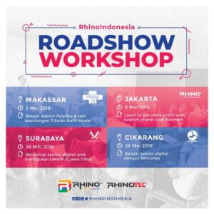 rhino indonesia workshop