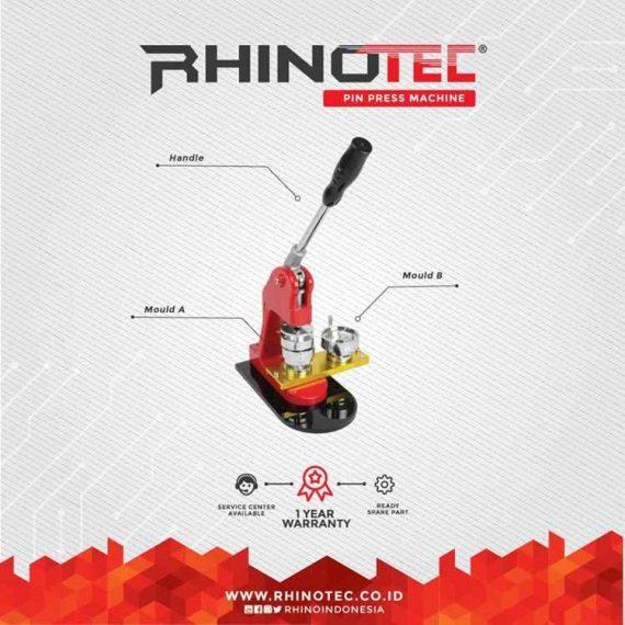Mesin Press PIN Rhinotec RTT-06