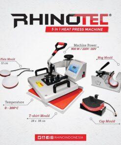 Mesin-Press-5-in-1-Rhinotec