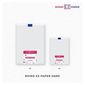 Rhino EZ Paper Dark A4