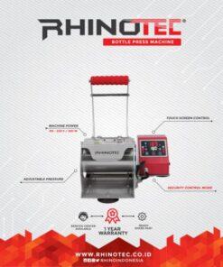 mesin press botol rtt 05