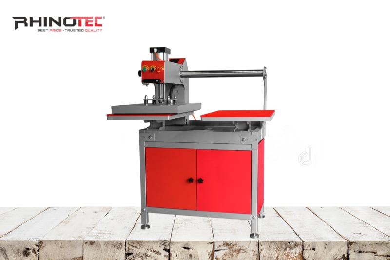 Mesin Press Rhinotec RTC 03 Double Slide Pneumatic