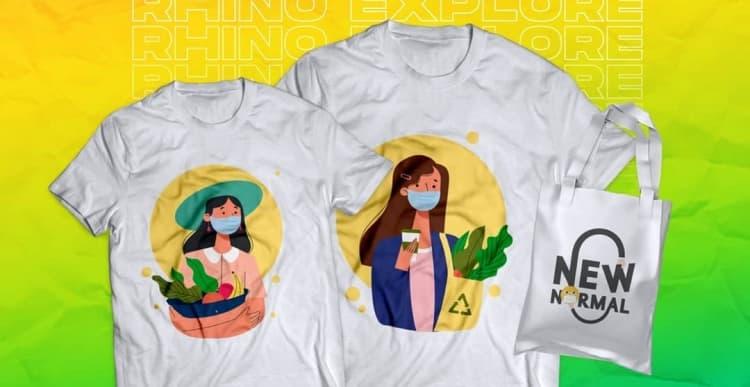 Sablon Kaos Satuan Bandung - Emang Ada Yang Murah Tapi Bagus?