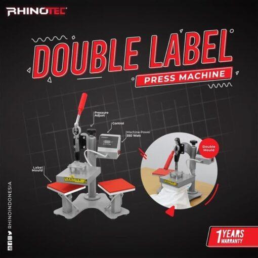 Baru Mesin Press Label - RTD 02