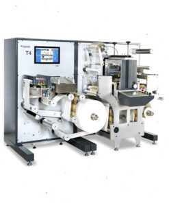 Mesin Finishing Label Digital All in One - T4