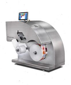 mesin label kemasan T2