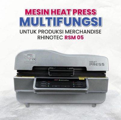 mesin press sublime multifungsi rsm 05